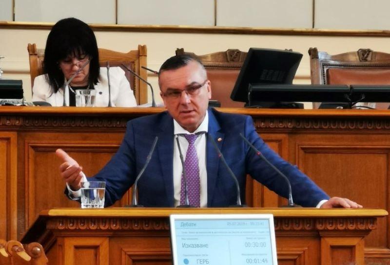 Димитър Бойчев след отпадането на президентското вето: Вече много по-лесно ще се регистрират къмпинги
