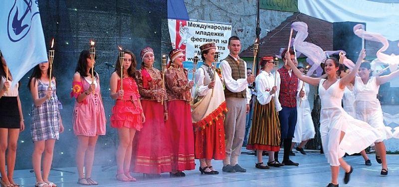 Фестивал на музите в Созопол
