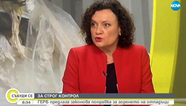 Ивелина Василева: Затягаме контрола в борбата с отпадъците