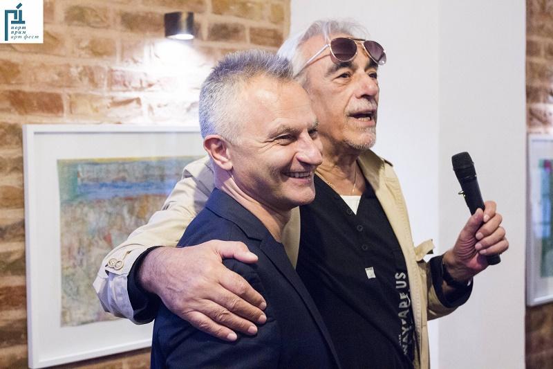 Закриха Порт Прим Арт Фест 2019 с впечатляваща изложба на петима творци