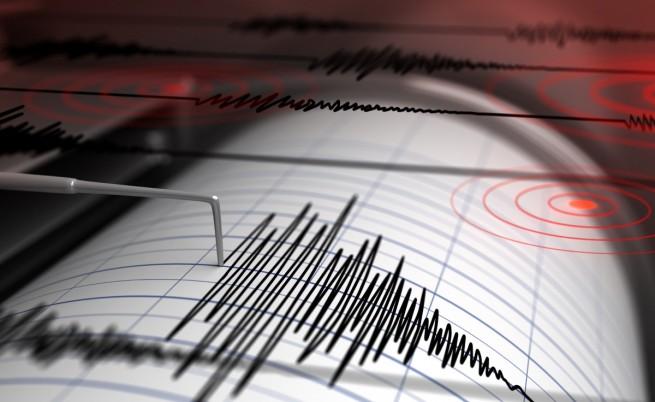 Силно земетресение в Калифорния