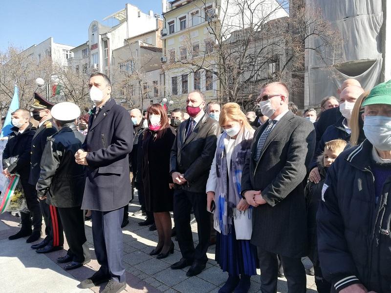 Вижте трети март в Бургас