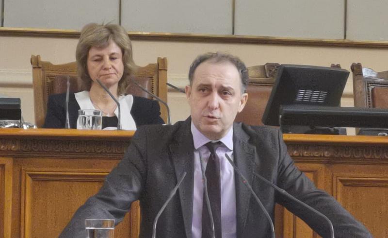 Народният представител Иван Вълков с приемен ден в Бургас