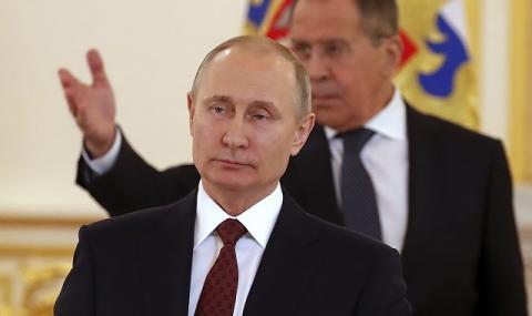 Радев при Путин на 22 май