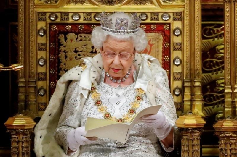 Кралицата: Брекзит на 31 януари е топ приоритет на британското правителство