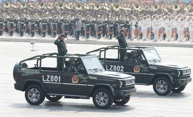 Китай празнува 70 години комунизъм
