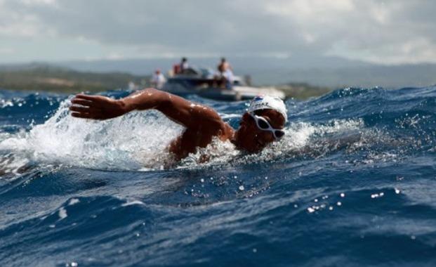 Плувци мерят сили в международно състезание край Бургас