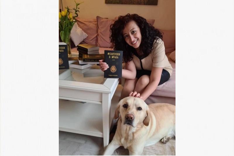 Писателка пътува от Германия, за да представи романа си в Бургас