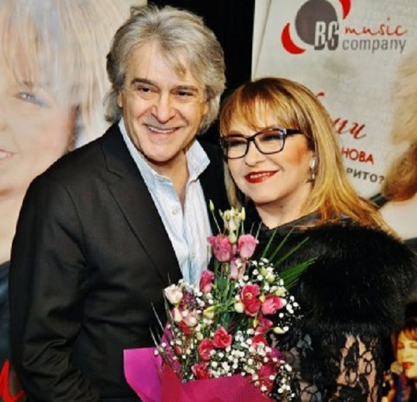 Концерт на Маргарита Хранова и Орлин Горанов в Бургас
