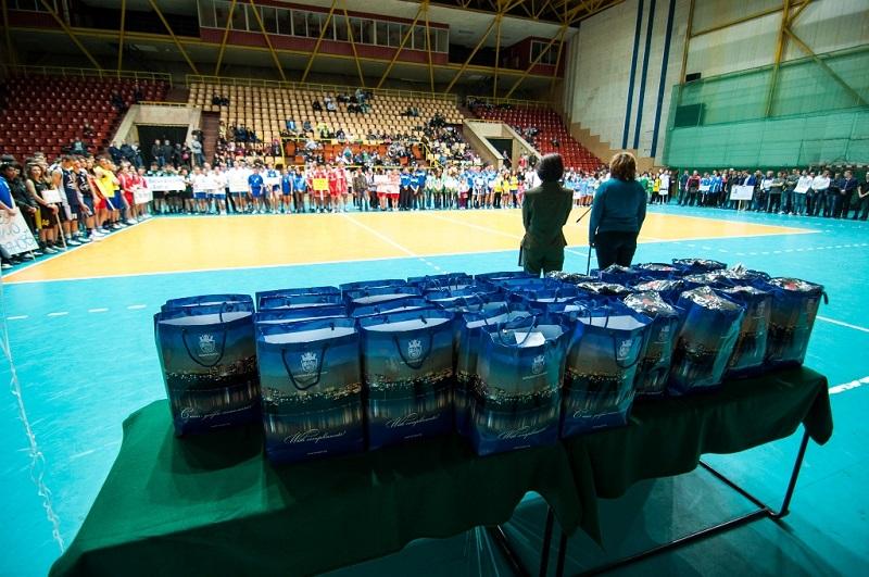 Днес започват ученическите игри по волейбол в Бургас