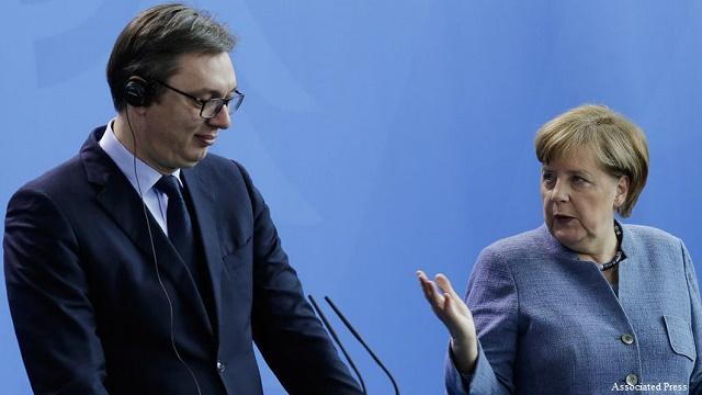Сръбският президент преди срещата в Берлин: Борисов защо го няма?