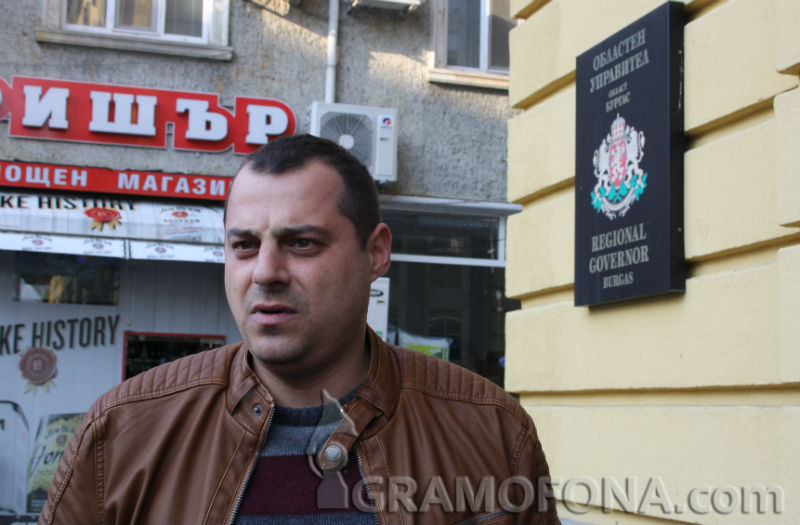 Уволнили Владимир Крумов насред командировка по важен проект
