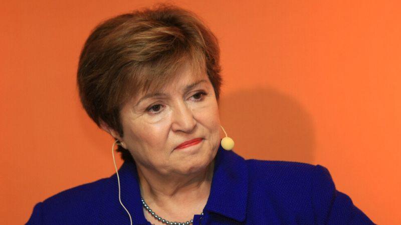 Кристалина Георгиева: Световната икономика се връща към Голямата депресия