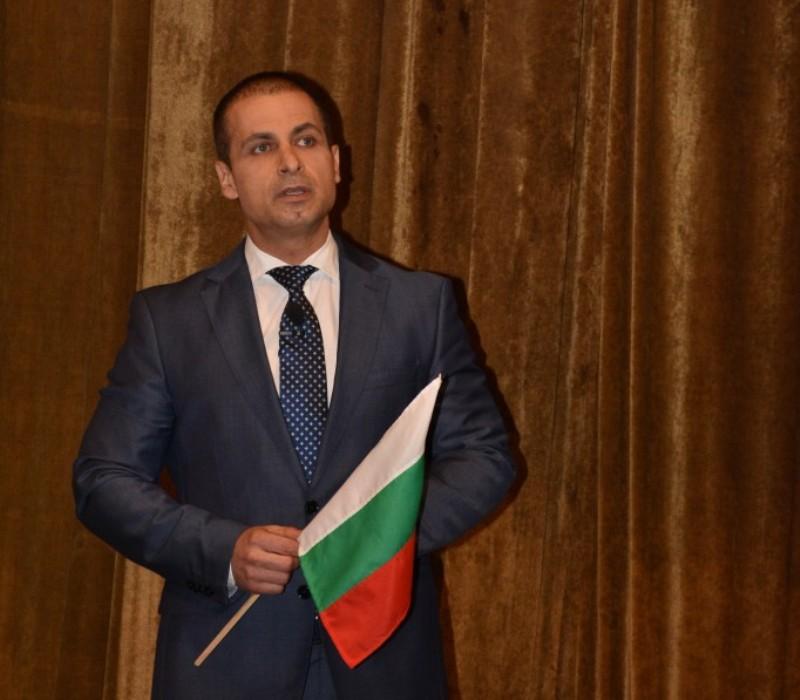 Живко Табаков на финала на изборите: Не мога да ви върна миналото, но мога да ви гарантирам по-добро бъдеще