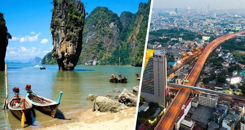Тайланд започва да отваря границите си за ваксинирани туристи