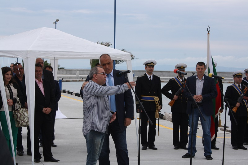 Спор в Поморие: Чие рибарско пристанище е по-хубаво