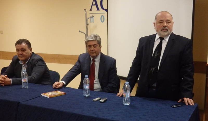 Георги Първанов: Хората, минали през политиката сме длъжници на паметта на тракийците, дали живота си за свободата на България