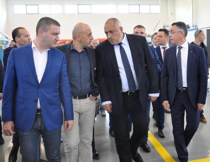 Бойко Борисов и турският посланик в спор за изучаването на турски език у нас
