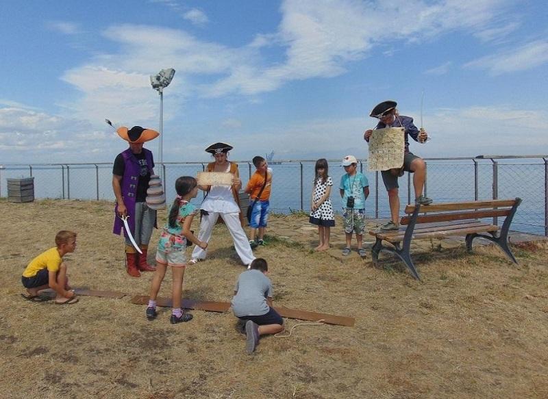 Пиратски загадки и скрити съкровища на остров Света Анастасия
