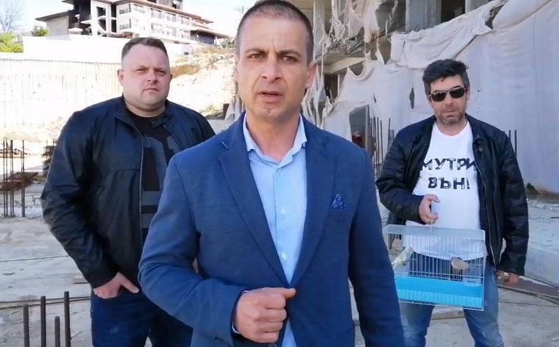 Живко Табаков: Ще искаме проверка на строежа на Алепу