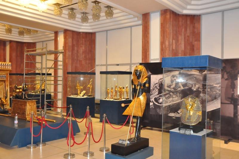 Не пропускайте изложбата с гробницата на Тутанкамон в Бургас