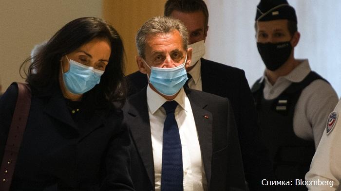 Бившият френски президент Никола Саркози влиза в затвора