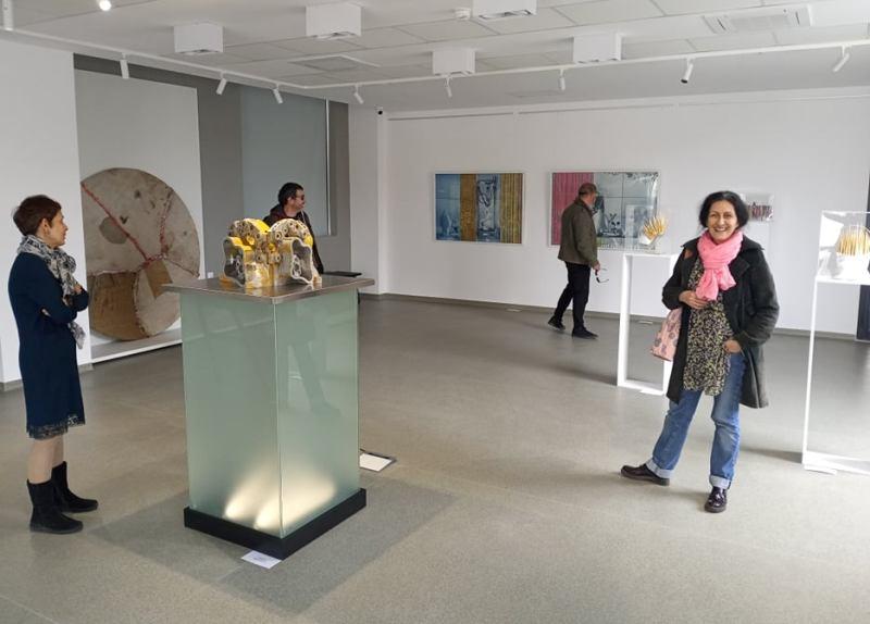 Една изложба, която не може да се разкаже