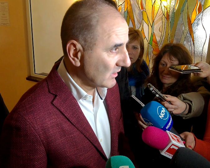 Цветан Цветанов в Поморие: БСП ще ни атакуват с фалшиви новини