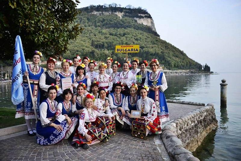 Поморийски танцов клуб участва в Международен фестивал
