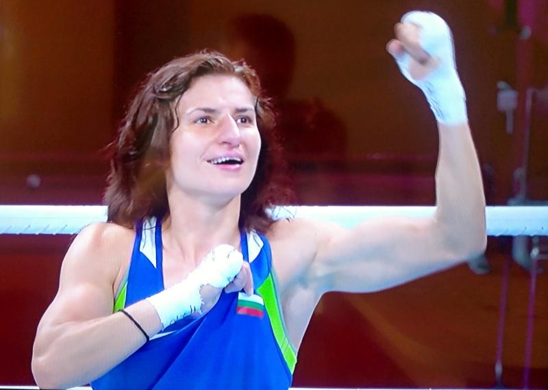 Стойка Кръстева слага край на състезателната си кариера