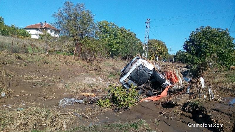 Европа ни дава 2 260 000 евро за справяне с щетите от бедствието в Камено и Бургас