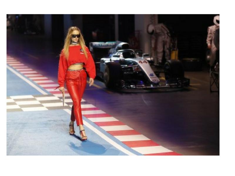 """Хилфигър с колекция, вдъхновена от """"Формула 1"""""""