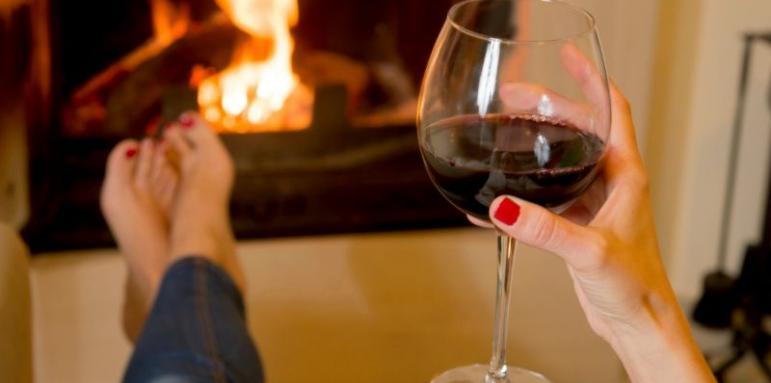 Коя е най-малко вредната алкохолна напитка?