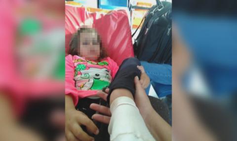Дете пострада тежко от люлка в училищен двор в Годеч