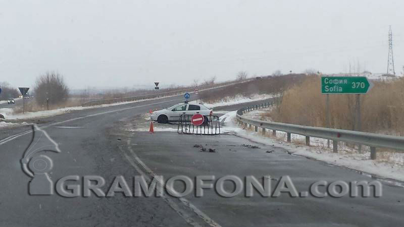 Отвориха АМ Тракия от Зимница до Бургас
