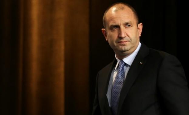 Президентът Радев наложи вето на Закона за корупцията