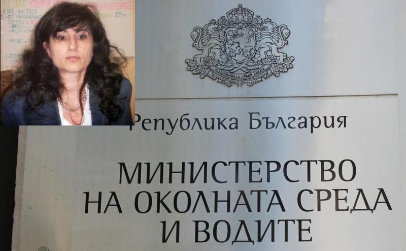 Жена заменя Красимир Живков като зам.-министър на екологията