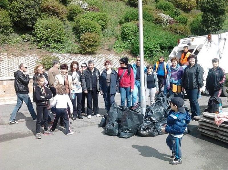 Започва голямото пролетно почистване в Бургас