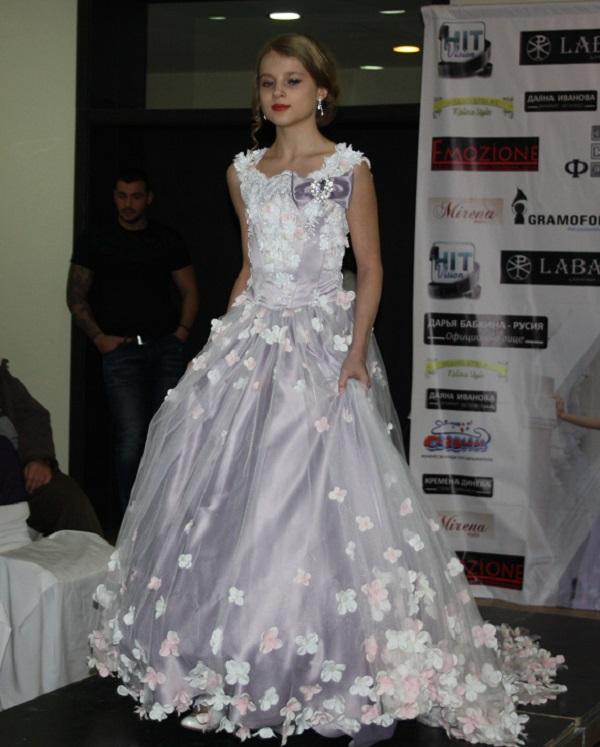 Даря – лицето на Bourgas Fashion Lights