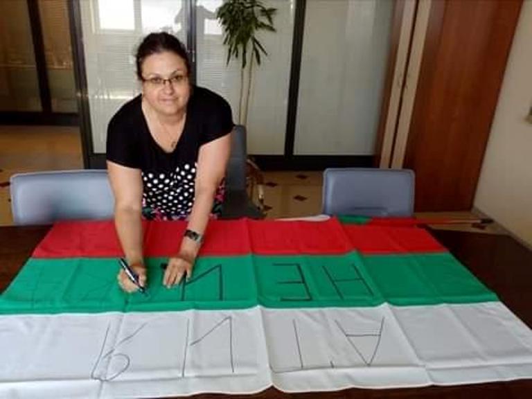 Виолина Райнова, която иска да бъде гласът на созополските села