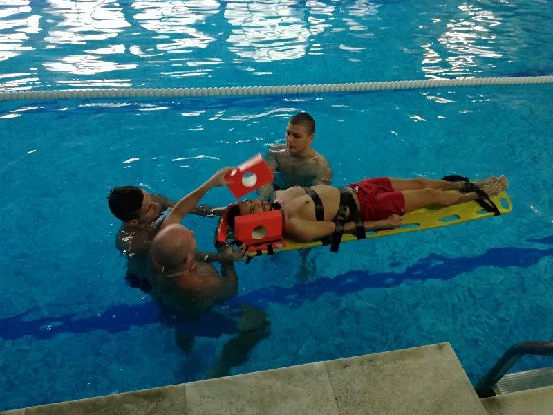 Курс за водни спасители започва в Бургас