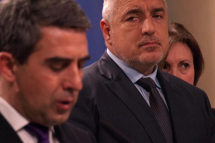 Спешна среща между Борисов и Плевнелиев заради отказа на Турция да й връщаме мигранти