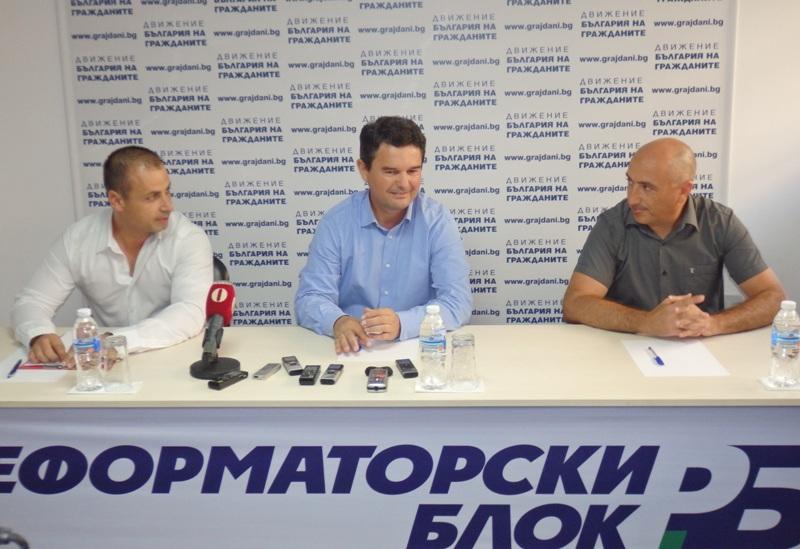 Найден Зеленогорски: Местните избори са следващата ни голяма цел
