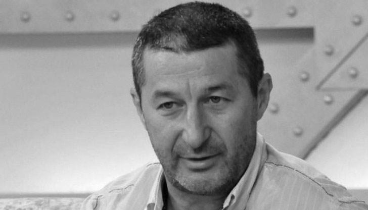 Почина финансистът Владимир Каролев