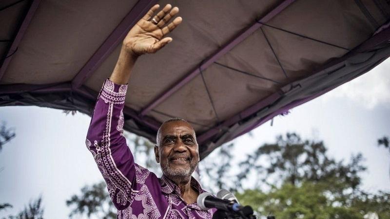 След смъртта на вицепрезидента си Занзибар призна, че има коронавирус