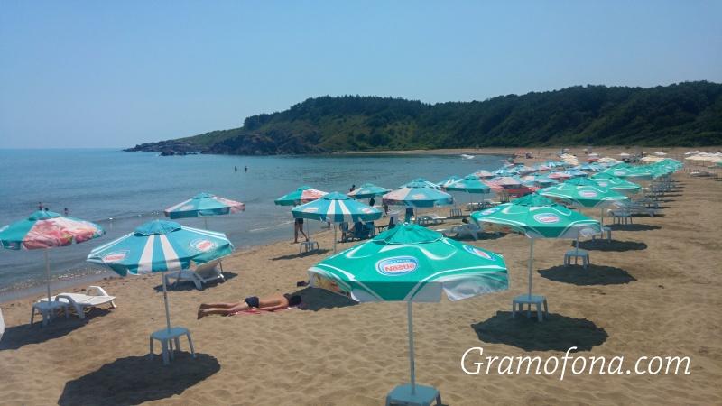 Обявиха търг за плажа на Силистар