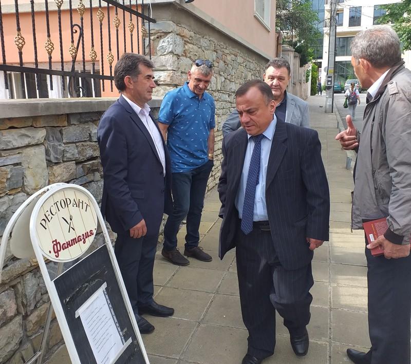 Антон Коджабашев, кандидат за евродепутат на Коалиция за България: Предлагаме най-стойностната листа