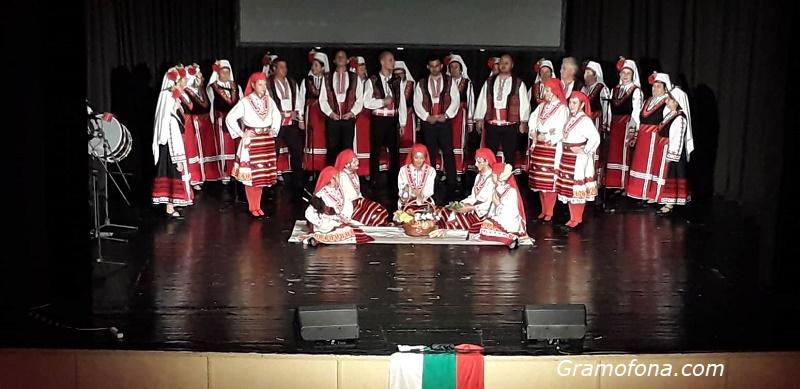 Царевски танцьори част от Вечерта на българската култура в Братислава