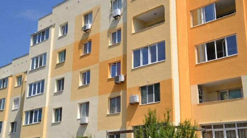 Пълна промяна на големите жилищни блокове в Поморие