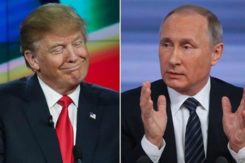 Путин поздрави Тръмп за победата